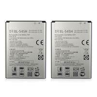 Replacement LG Optimus F7 Li-ion Mobile Phone Battery - 2500mAh / 3.7v (2 Pack)