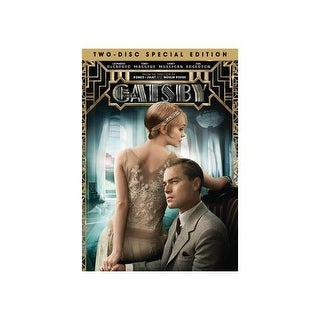GREAT GATSBY (2013/DVD/UV/2 DISC SPECIAL EDITION/WS-16X9)