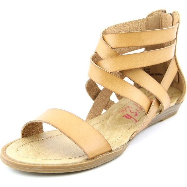 Blowfish Billa Youth Open Toe Synthetic Gladiator Sandal