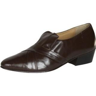 Giorgio Brutini Men's 24461 Slip-On - Brown