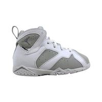 99a116ba44a1 Nike Air Jordan VII 7 Retro BT White Metallic Silver Pure Money 304772-120