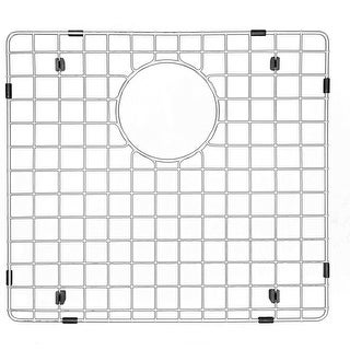 "Karran Stainless Steel Bottom Grid fits EL-87 - 19-1/2"" x 17-1/2"""