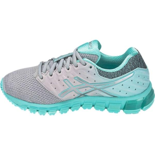 ASICS Womens Gel-Quantum 180 2MX Fabric Low Top Slip On Running Sneaker - 6 ecda4137b355b