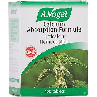 A VOGEL - CALCIUM ABSORPTION 400 TAB