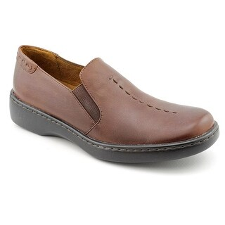 Auditions Melody N/S Round Toe Leather Loafer
