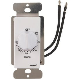 Woods Wh 60Minute Spring Timer