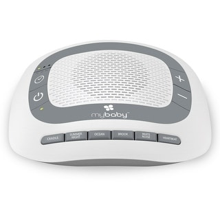 HoMedics MyBaby Soundspa Portable Baby Sound Machine