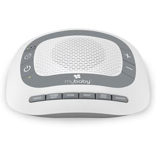 HoMedics MyBaby Soundspa Portable Baby Sound Machine|https://ak1.ostkcdn.com/images/products/is/images/direct/14551ed0f0747496611f91feaeb0aeb3b6e510b6/HoMedics-MyBaby-Soundspa-Portable-Baby-Sound-Machine.jpg?impolicy=medium