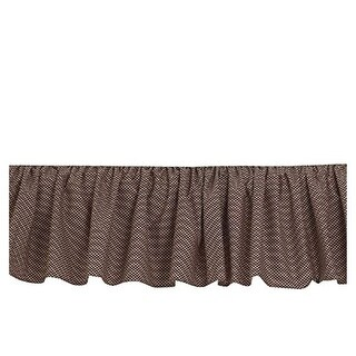 Cotton Tale NGDF Full Bed Skirt, Nightingale