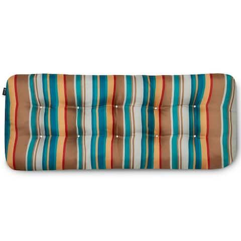 Classic Accessories Water-Resistant Indoor/Outdoor Bench Cushion