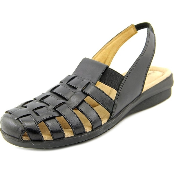 Array Santa Cruz Women Black Sandals