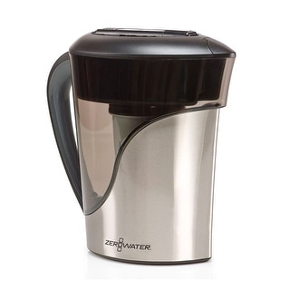 ZeroWater Pitcher ZS-008 - 8-Cup ION Exchange Water Dispenser
