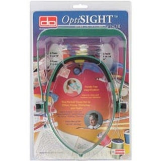 Green - Optisight Magnifying Visor