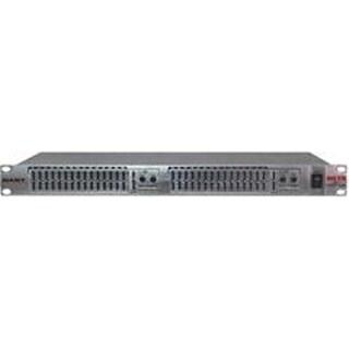 Nady Rack-Mount Dual 15-Band Stereo Graphic EQ GEQ-215
