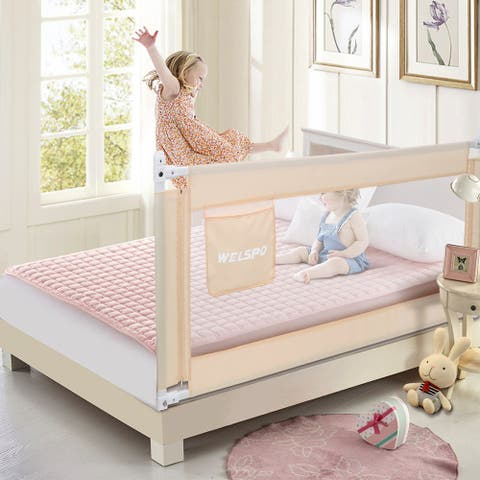Toddler Bed Rail Infant Baby Bed Guard