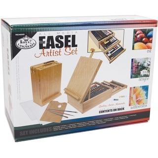 Easel Artist Set