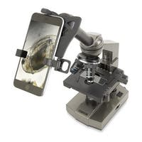 Carson  100x-1000x Compound Student Microscope with Mechanical Stage