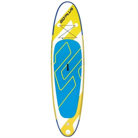 11ft Inflatable Stand Up Paddle Board with Aluminum Paddle