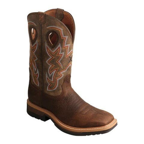 77ca7dd1dbd Buy Twisted X Boots Men's Boots Online at Overstock | Our Best Men's ...