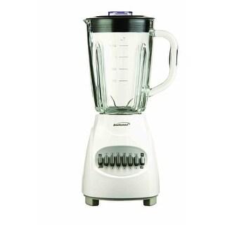BRENTWOOD BTWJB920WW Brentwood Jb-920w 12-speed Blender With Glass Jar