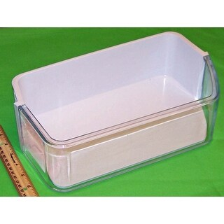 Samsung Refrigerator Door Bin Basket Shipped With RF261BIAESR, RF261BIAESR/AA - n/a