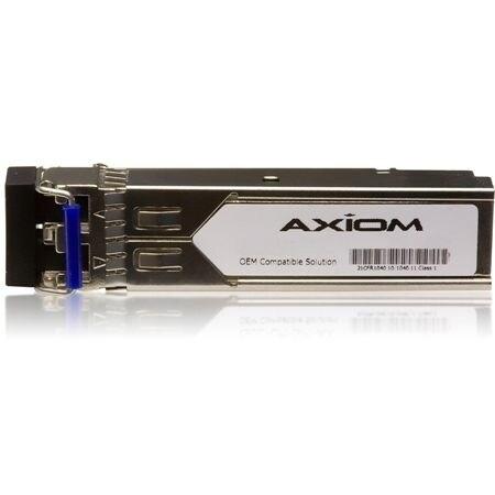 Axion XFP10GELR-AX Axiom XFP Module for Juniper - 1 x 10GBase-LR10 Gbit/s