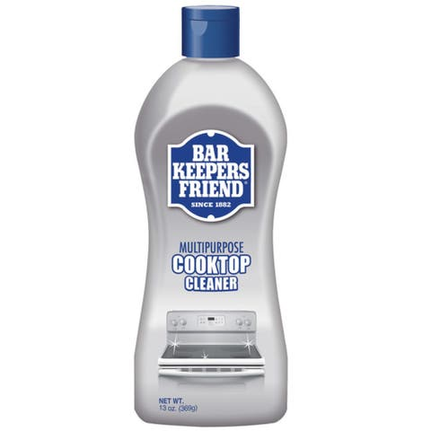 Bar Keepers Friend 11613 Cooktop Cleaner, 13 Oz