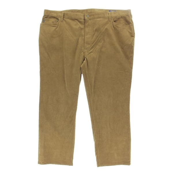 Bigamp; Tall Stretch Polo Lauren Ralph Corduroy Mens Pants OPZuwXikT