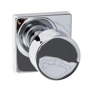Delacora DHDW-SQ100BG Wilson Square Single Dummy Door Knob