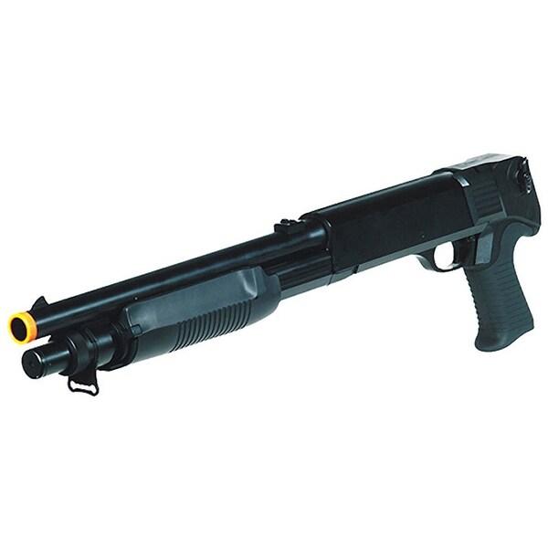 Utg soft-m3s utg sport airsoft multi-shot combat commando shotgun