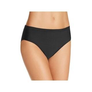 Athena Womens Solid Bikini Swim Bottom Separates