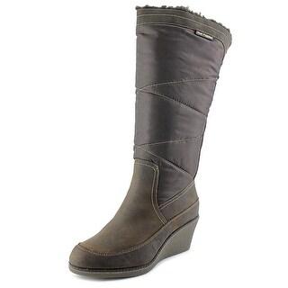 Hush Puppies Hilde Hyde Dark Brown Boots