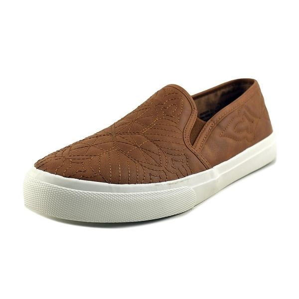 Not Rated Sloan Women Round Toe Synthetic Loafer