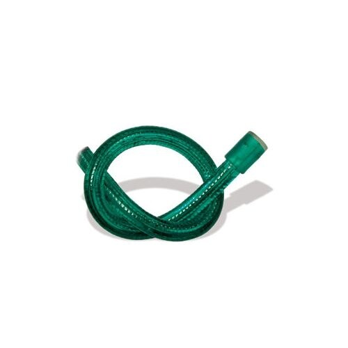 Christmas at Winterland C-ROPE-GR-1-13 150 Foot 13mm Green Incandescent Rope Light 1 Inch Spacing, 36 Inch Cut Length, and