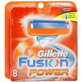 Gillette Fusion Power Cartridges 8 Each