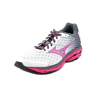 Mizuno Wave Rider 18 W Round Toe Synthetic Running Shoe