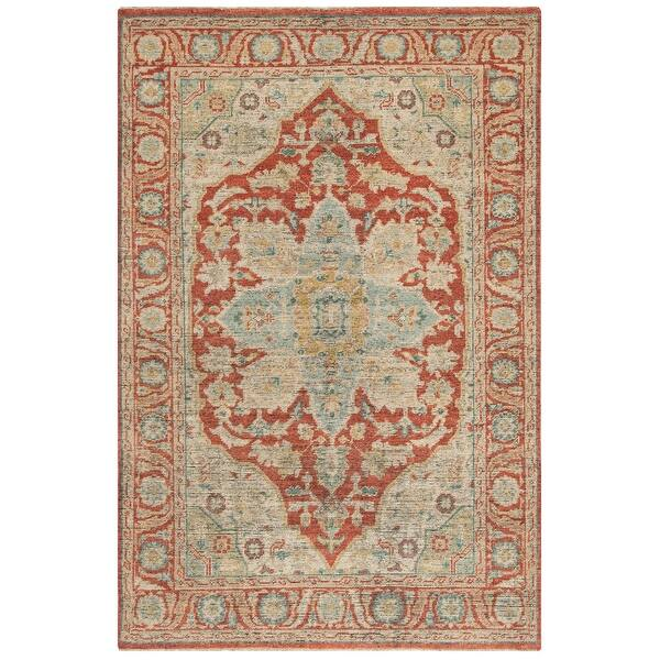 Safavieh Hand Knotted Izmir Hyong Traditional Wool Rug Overstock 30810103