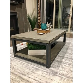 The Gray Barn Heritage Coffee Table