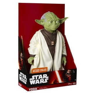 "Star Wars Classic 20"" (31"" Scale) Action Figure: Yoda"