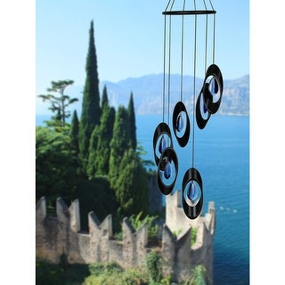 Woodstock Chimes Spiral Bellissimo Bells - Midnight