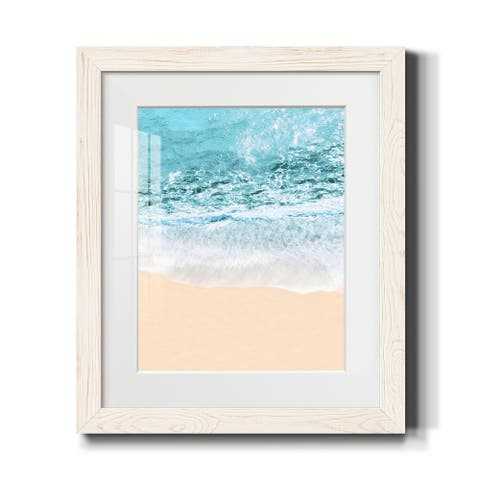 Pretty Pampas I-Premium Framed Print - Ready to Hang