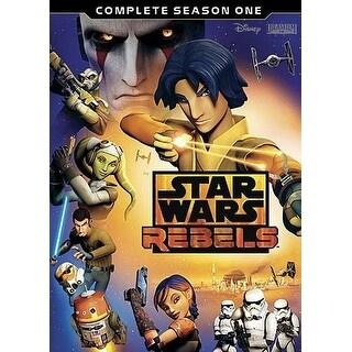 Star Wars Rebels: Complete Season 1 [DVD]