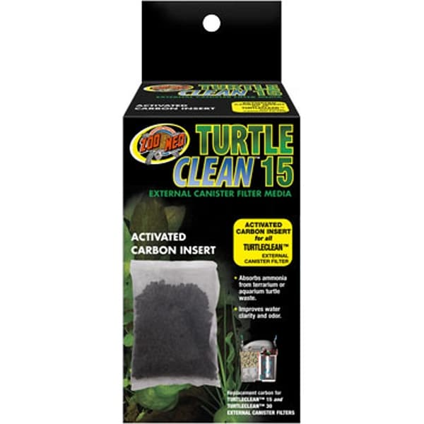Turtle Clean 15 Activated Carbon Insert