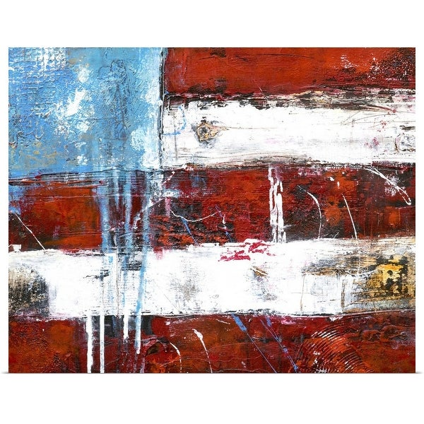"""Flag"" Poster Print"