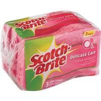 3M Scotchbrite Scrub Sponge DD-3-8 Unit: PKG