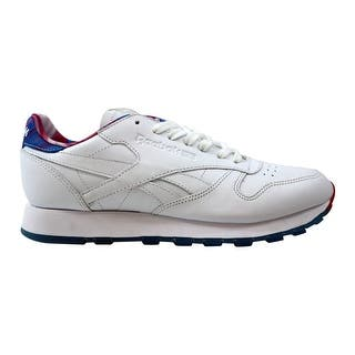 f03a34332dd7e Reebok Classic Leather Pop White Black Men s AR0298 Size 12.5 Medium ·  Quick View