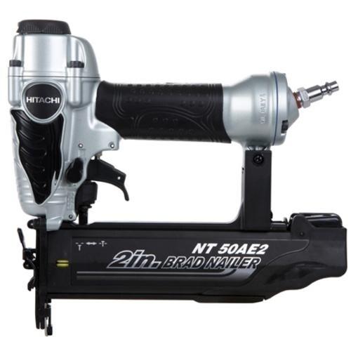 Shop Hitachi Power Tools NT50AE2 Pneumatic Strip Nail Gun, 2\