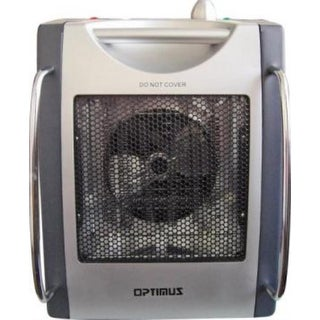 Optimus H-3015 Portable Utility Heater - Silver