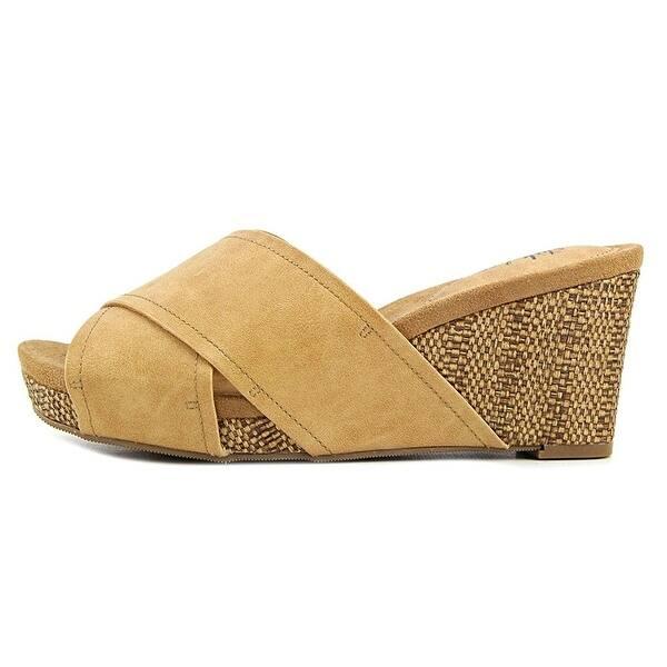 f1affc700fd Shop Style   Co. Womens Jillee Open Toe Casual Platform Sandals ...