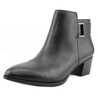 Alfani Womens Adisonn Leather Closed Toe Ankle Fashion Boots (More options available)